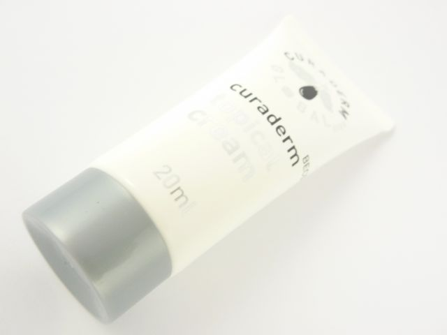 Tube of Curaderm BEC5