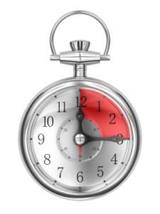 Curaderm Clock
