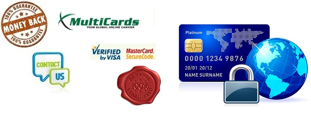 Credit Card Secure How to buy 